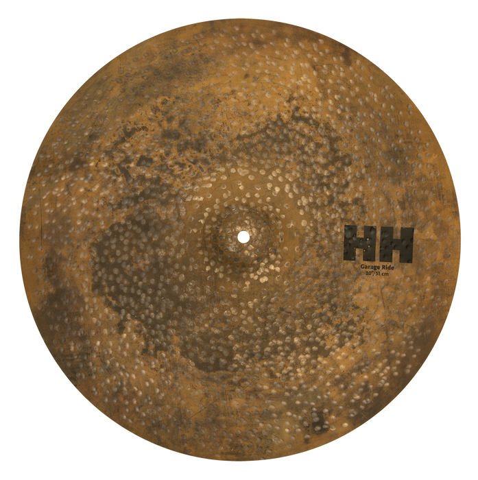 "20"" SABIAN HH Garage Ride"