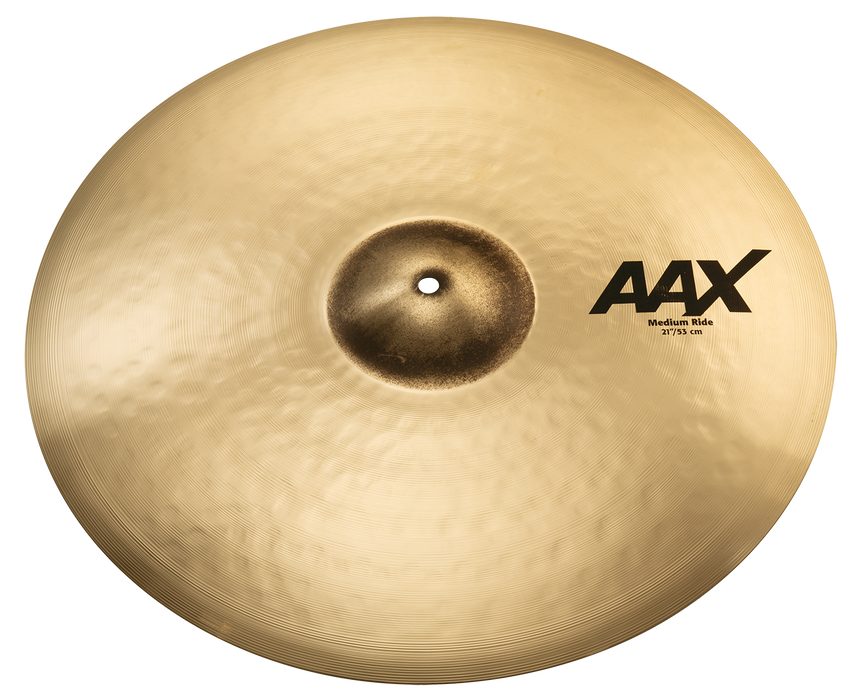 "21"" SABIAN AAX Medium Ride Brilliant Finish"