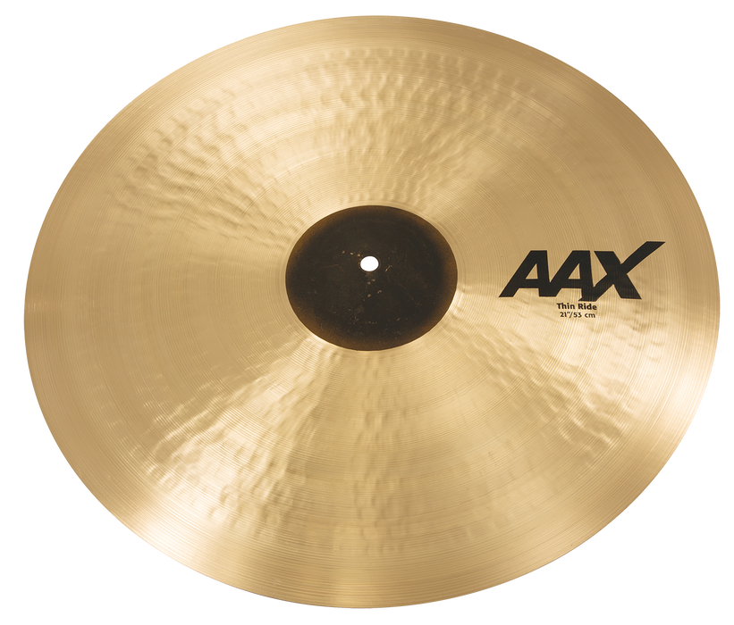 "21"" SABIAN AAX Thin Ride"