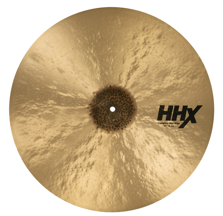 "22"" SABIAN HHX Complex Thin Ride"