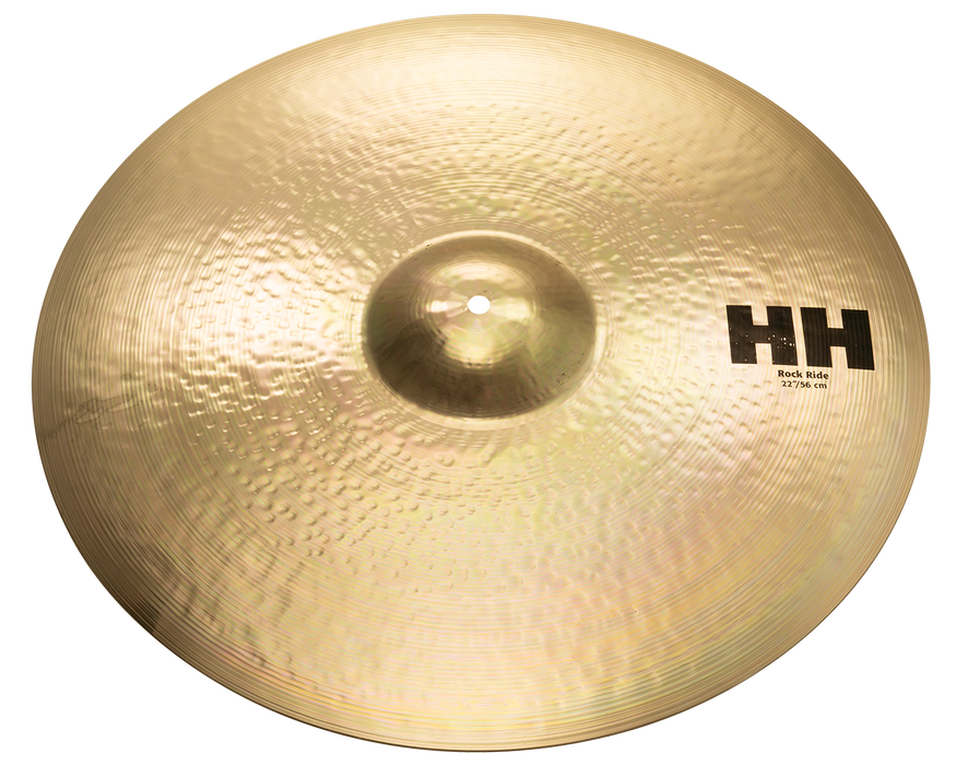 "22"" SABIAN HH Rock Ride Brilliant Finish"