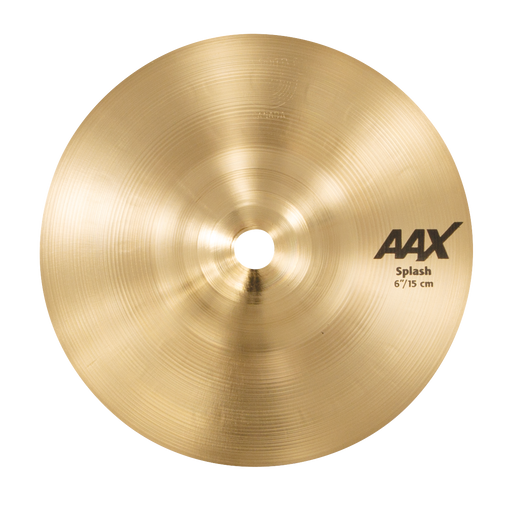 "6"" SABIAN AAX Splash"