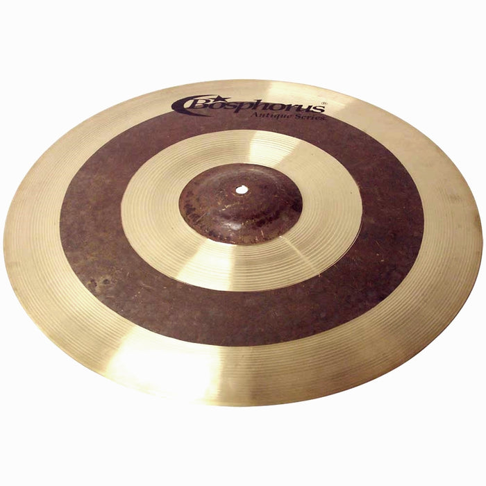 "15"" Bosphorus Cymbals Antique Series Medium Thin Crash"
