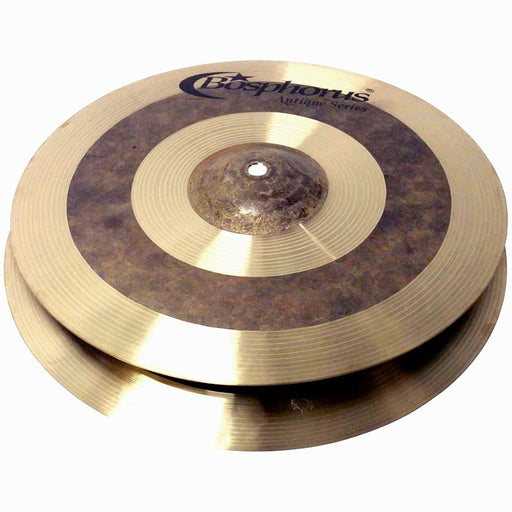 "13"" Bosphorus Cymbals Antique Series Crisp Hihat"