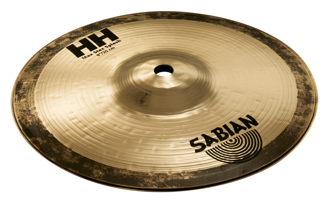 SABIAN HH High Max Stax Set Brilliant Finish