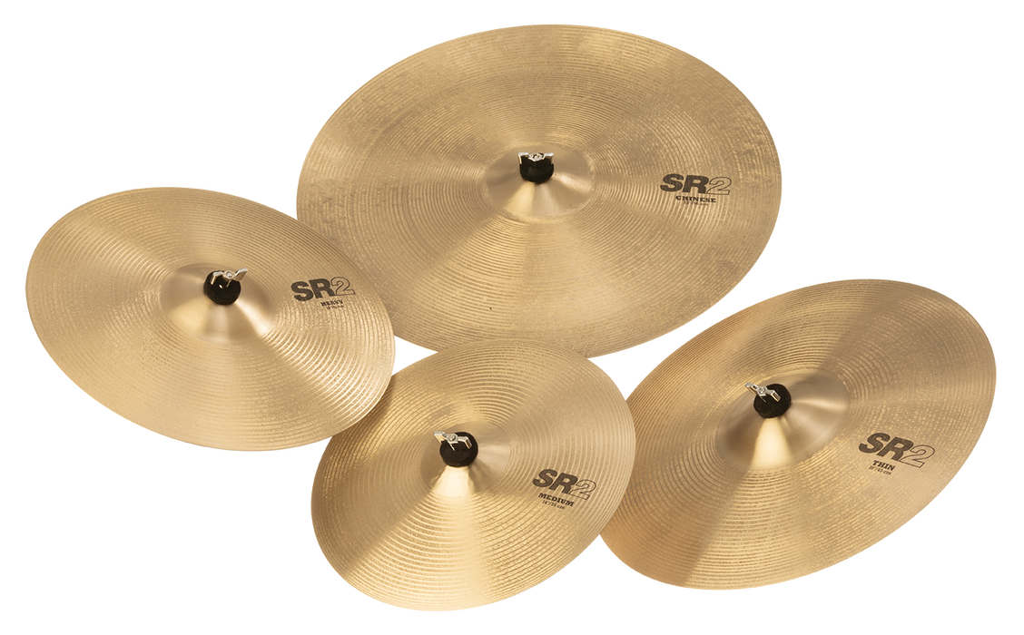"13"" SABIAN SR2 Light Hat Top"