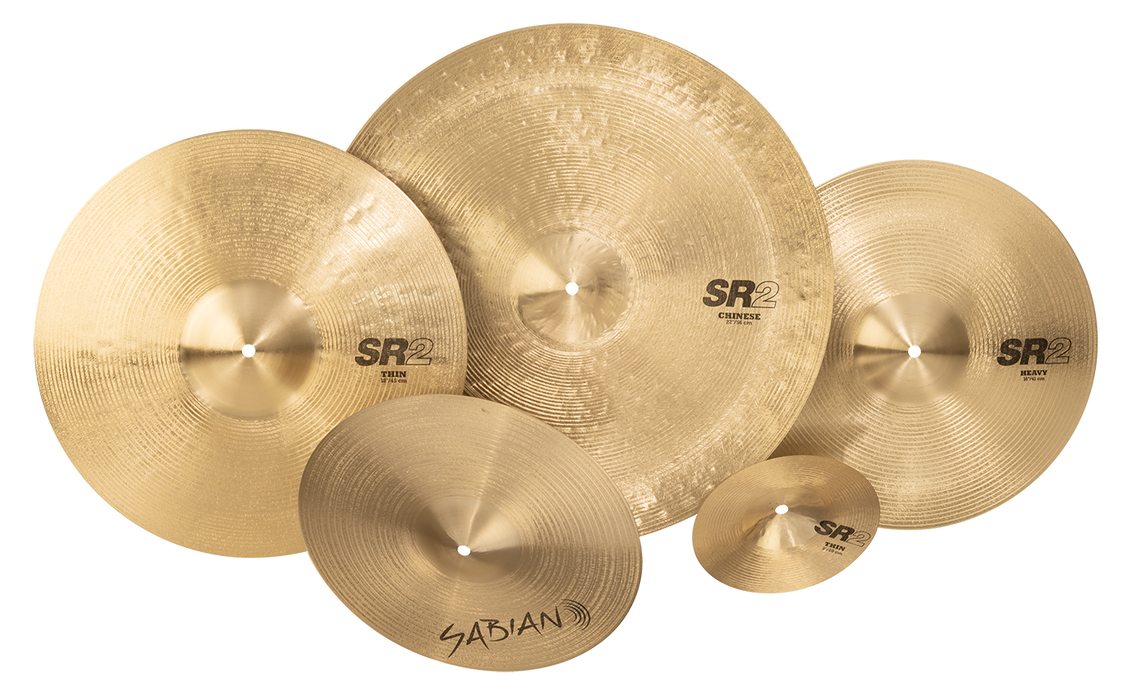 "14"" SABIAN SR2 Light Hat Top"