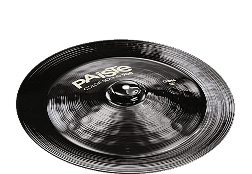 "14"" Paiste 900 Color Sound Black China"