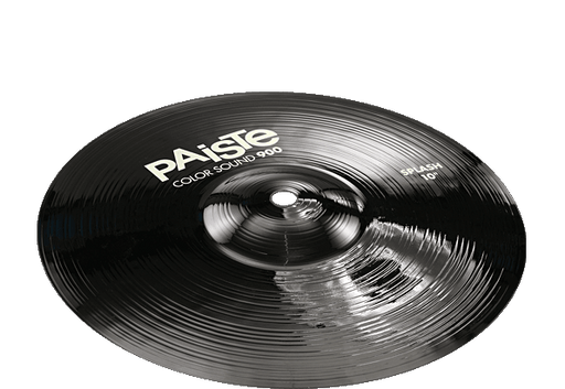 "12"" Paiste 900 Color Sound Black Splash"