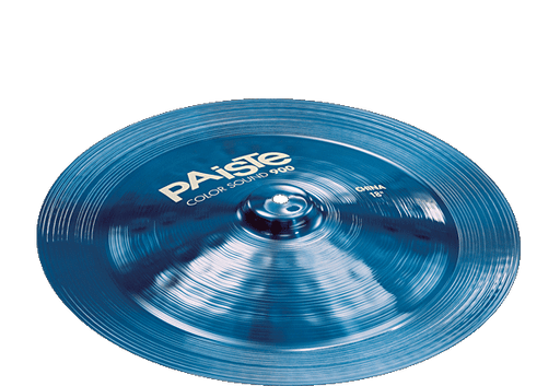 "14"" Paiste 900 Color Sound Blue China"