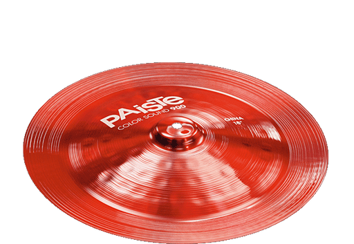 "14"" Paiste 900 Color Sound Red China"