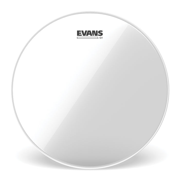 "10"" Evans G1 Clear Drum Head"