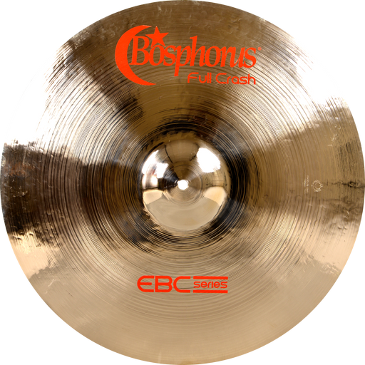 "19"" Bosphorus Cymbals EBC Series Full Crash"