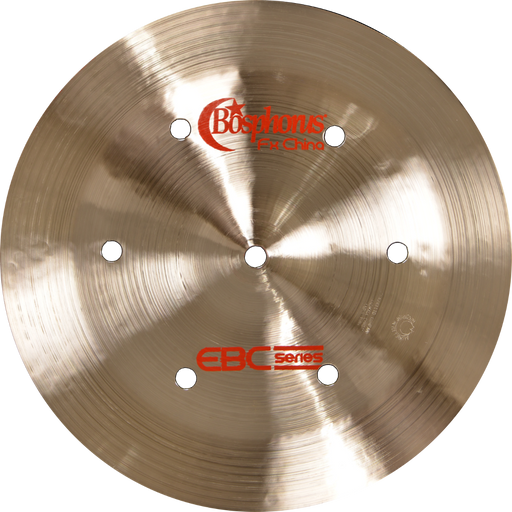 "12"" Bosphorus Cymbals EBC Series Fx China"