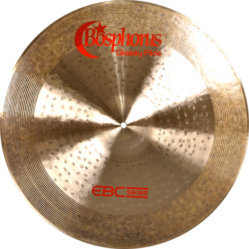"21"" Bosphorus Cymbals EBC Series Glassy Ride"