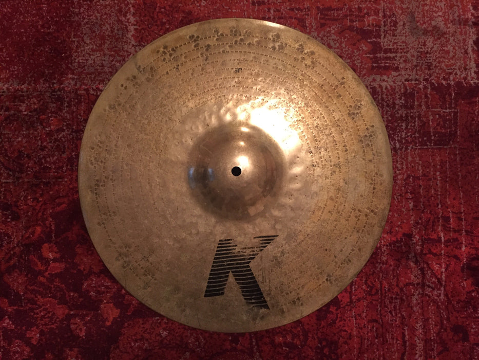 "18"" Zildjian K Custom Ride"