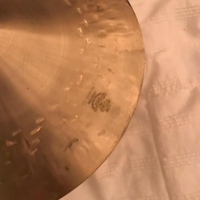 "8"" Zildjian K Custom Dark Splash"