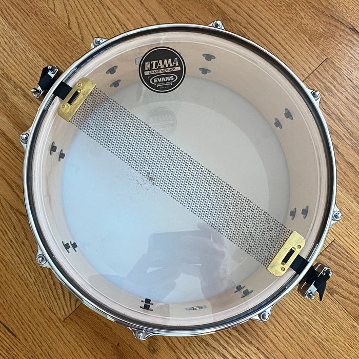 "13""x7"" TAMA LGM137STA G-Maple Snare, Tamo Ash outer - with TAMA case!"