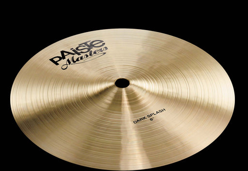 "10"" Paiste Masters Dark Splash"