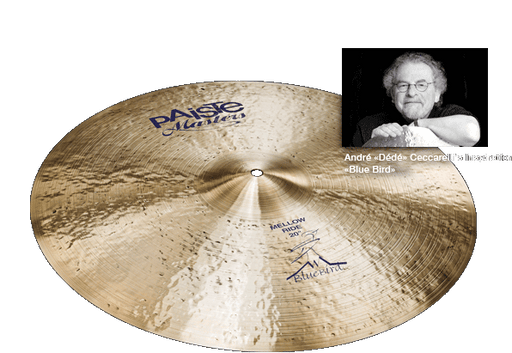"20"" Paiste Masters Mellow Ride"