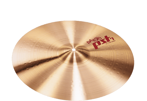 "19"" Paiste PST 7 Thin Crash"