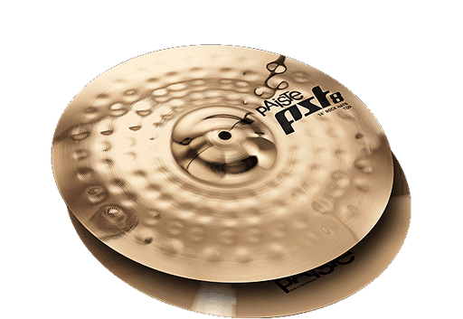 "14"" Paiste PST 8 Reflector Rock Hats"