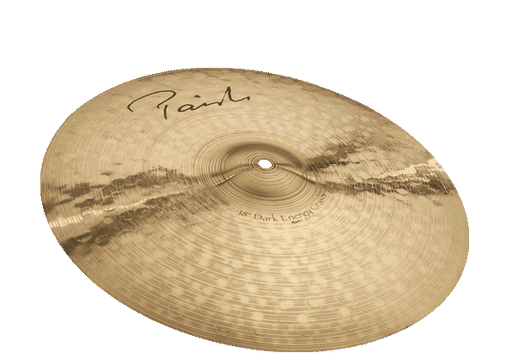 "17"" Paiste Signature Dark Energy Crash Mk I"