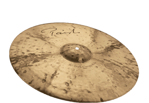 "22"" Paiste Signature Dark Energy Ride Mk Ii"
