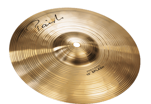 "10"" Paiste Signature Precision Splash"