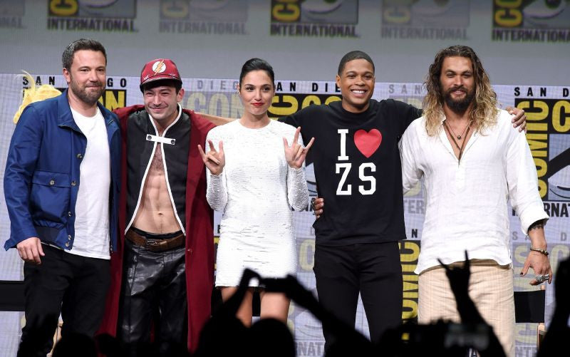 The 7 Things From Comic Con You Need To Know About