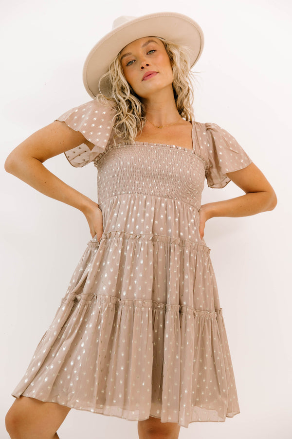French Nights Dress - Luca + Grae