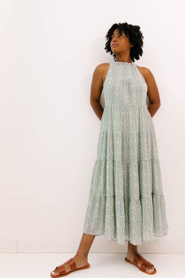 Eternal Sunshine Maxi Dress - Luca + Grae