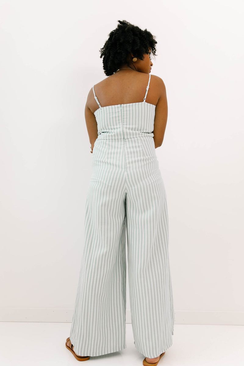 Made To Last Jumpsuit - Luca + Grae