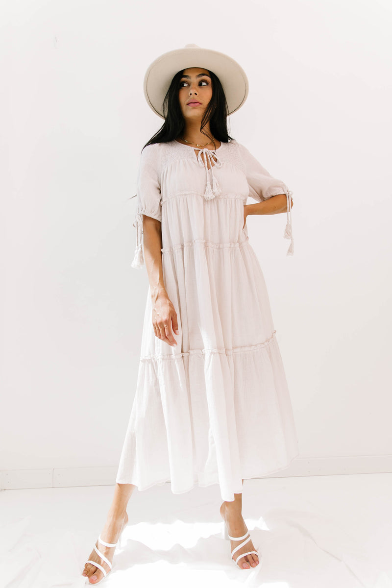 Sicilian Sunrise Stone Dress - Luca + Grae