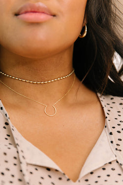 Leave It Behind Choker - Luca + Grae
