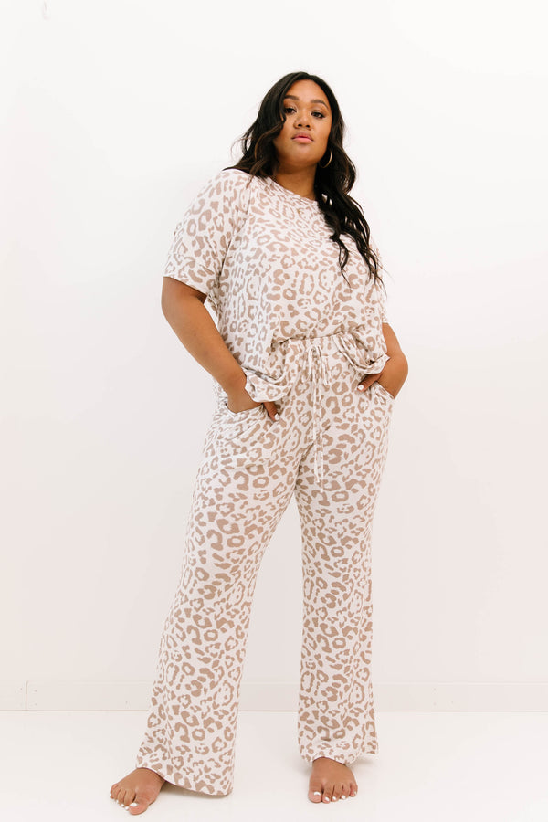 Curvy Homebody Pants - Luca + Grae
