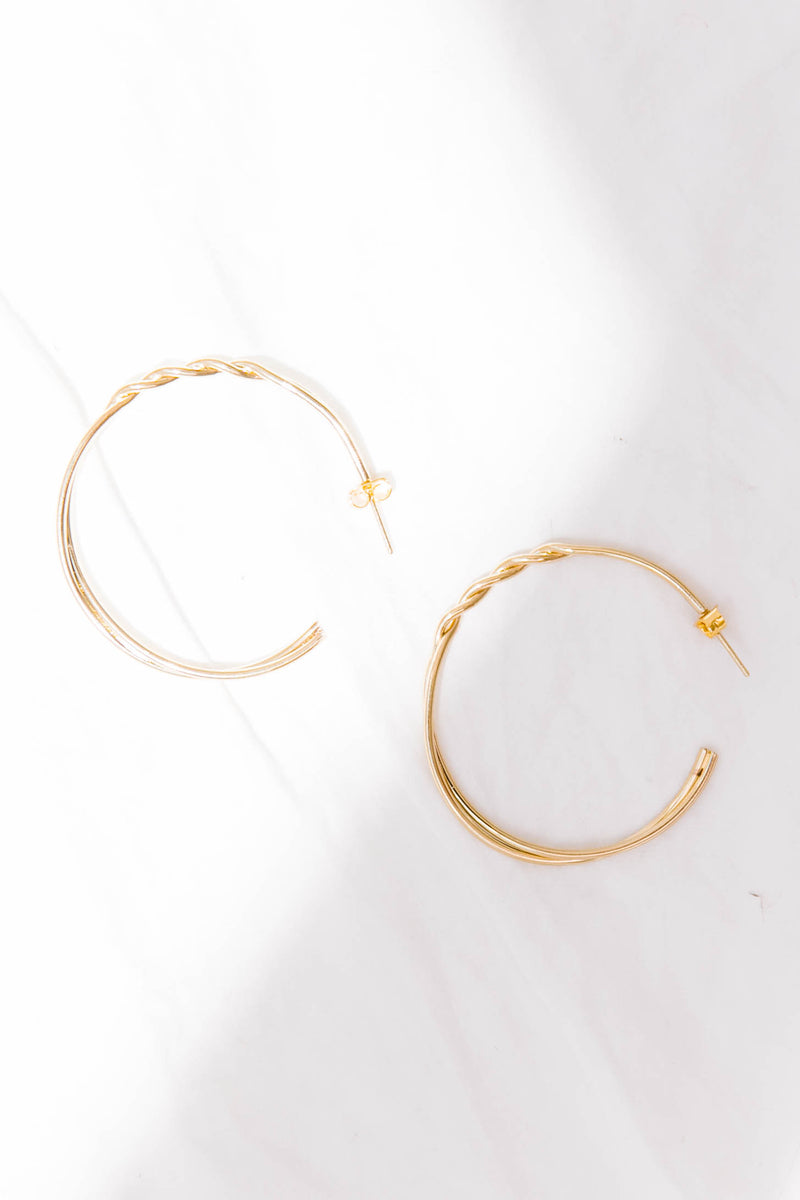 Complete Me Earrings - Luca + Grae