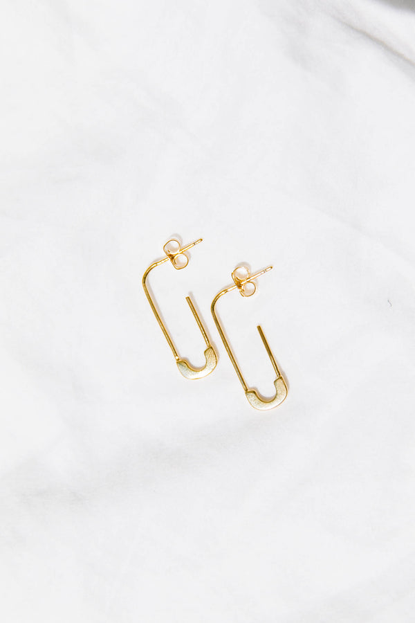New Method Earrings - Luca + Grae