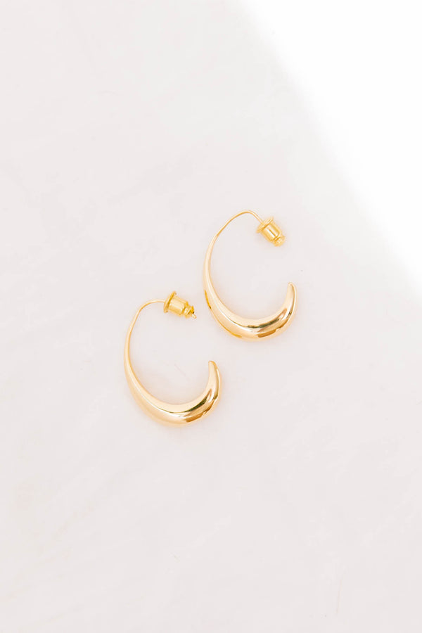 Casablanca Teardrop Earrings - Luca + Grae