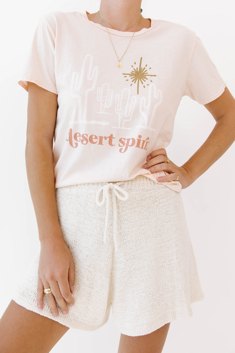 Aspyn The Label Desert Spirit Tee - Luca + Grae