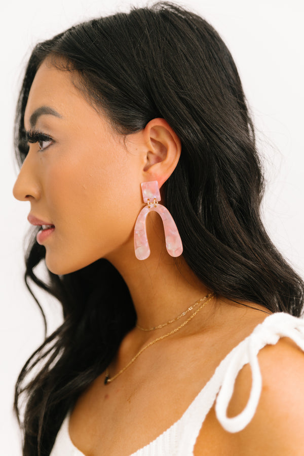 Wishbone Earrings - Luca + Grae