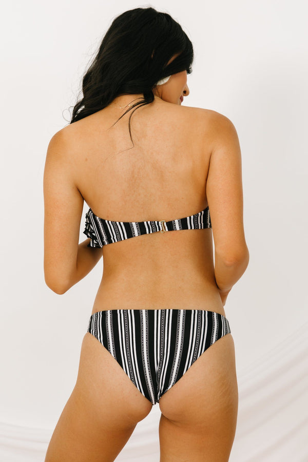 Wisteria Cheeky Swim Bottoms