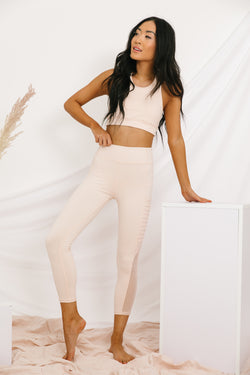 *One Step At A Time Leggings - Luca + Grae