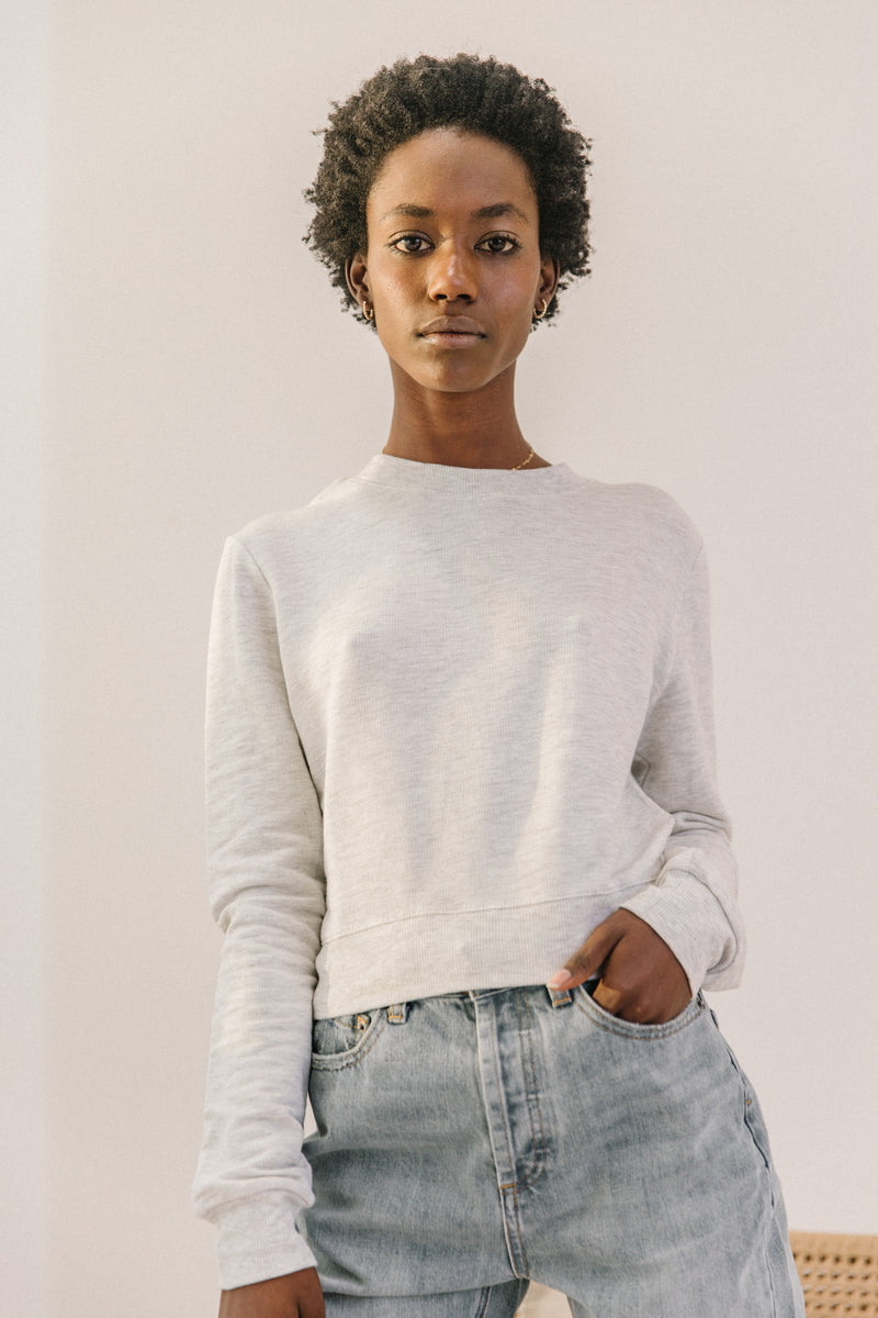 At Home Stone Pullover - Luca + Grae
