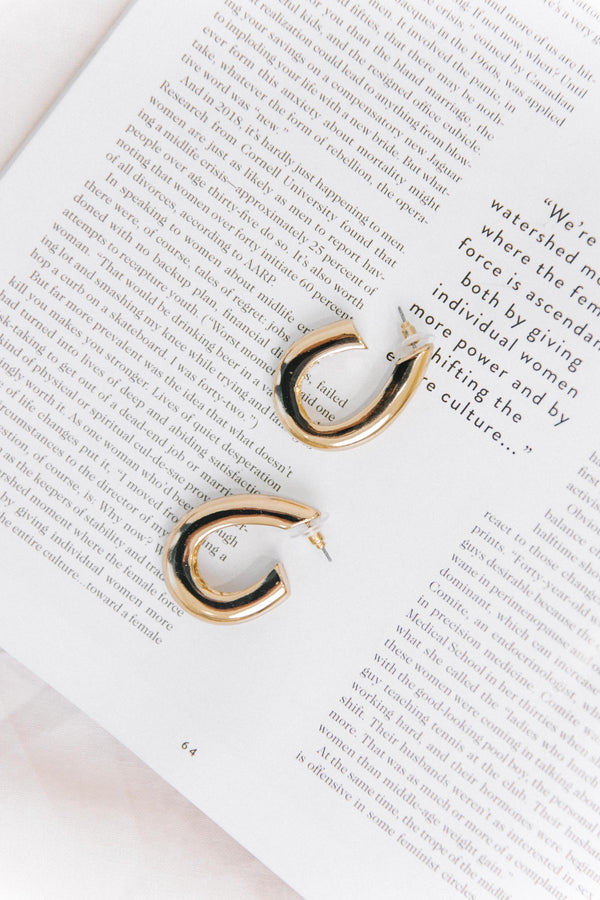 Arlo Teardrop Earrings - Luca + Grae
