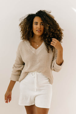 Opal Knit Sweater - Luca + Grae