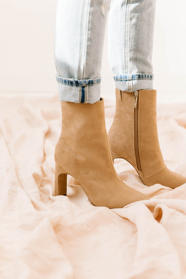 *Drama Queen Ankle Booties - Luca + Grae