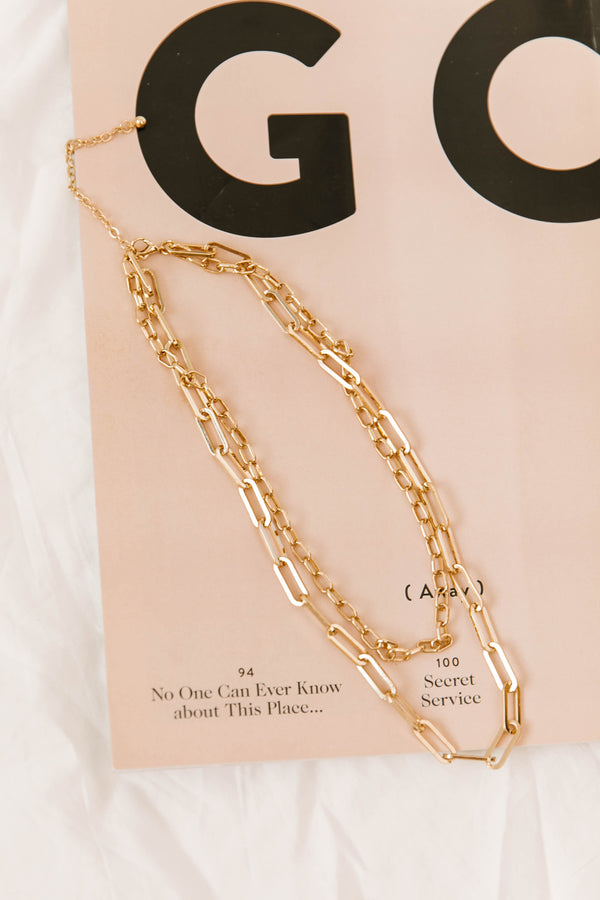 Perfect Duo Layered Necklace - Luca + Grae
