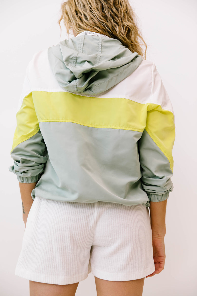 Summer Breeze Sage Jacket - Luca + Grae