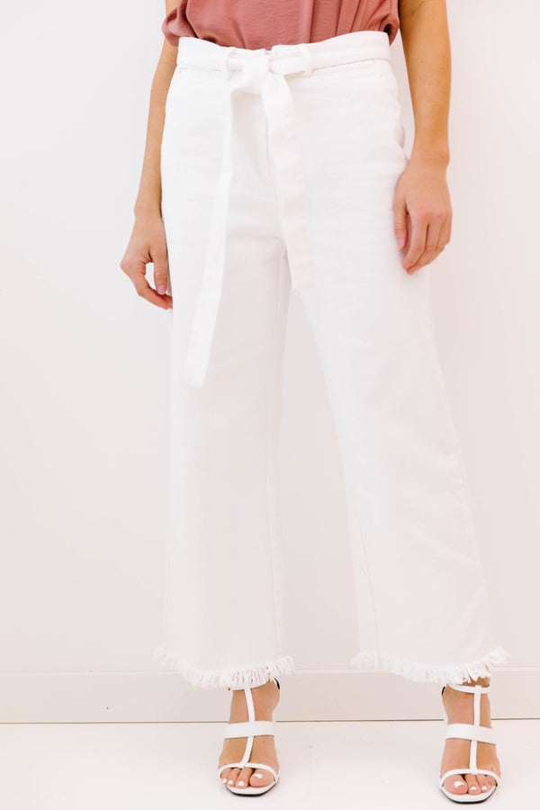 Sydney High Waisted Jeans - Luca + Grae